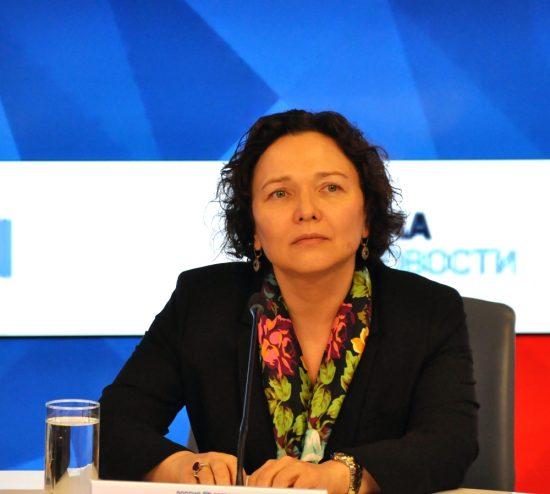 Лариса Геннадьевна Зелькова