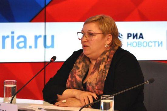 Наталья Васильевна Григорьева