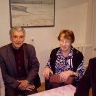 Елена Георгиевна Чельцова с супругом и Анатолий Васильевич Чельцов с супругой