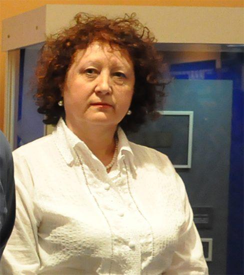 Елена Юльевна Привалова
