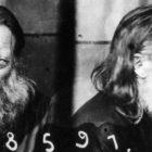 Последняя фотография священномученика Михаила Чельцова. Фотография сделана в тюрьме в декабре 1930 г. Двух священников (вместе с отцом Михаилом Николаевским) расстреляли в Рождество - 7 января 1931 г.