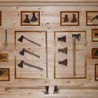 01 Музей плотницкого и столярного инструмента, созданный реставратором А В Поповым