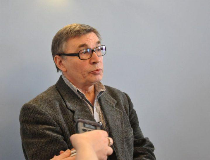 Вячеслав Анатольевич Федоров, заведующий Отделом русской культуры