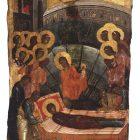 Византийская икона Успение Богоматери перв пол 14 в ГЭ