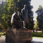 11 Вышний Волочек Памятник Венецианову