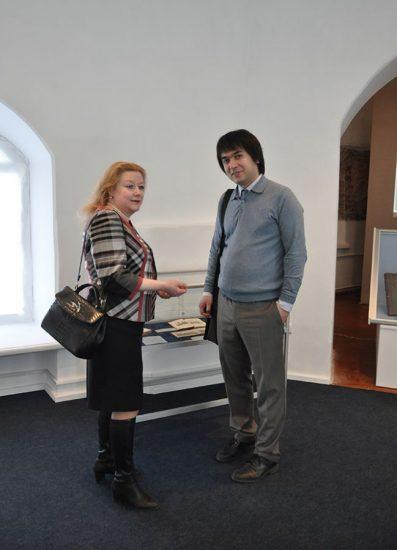 Владимир Олегович Цой и Юлия Зораховна Кантор