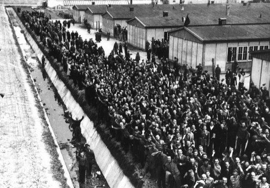 Освобождение Дахау, апрель 1945