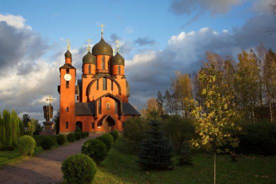 Фото: сайт СПб митрополии