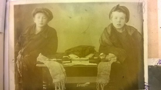 Николаев Анатолий 11 лет, Соболев Алексей 11 лет. Задержаны в ноябре 1934 года