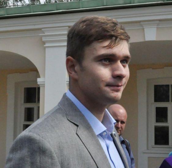 Сергей Георгиевич Фокин, исполнительный директор Центра подводных исследований Русского географического общества