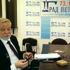 """Анатолий Яковлевич Разумов  на радио """"Град Петров"""" 26 октября 2018 г."""
