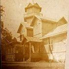 Дача Гулиных в Куоккале, фото до 1917 г.