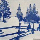 Спасо-Преображенская церковь в парке Ридингера.