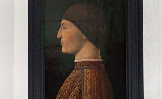 Портрет Сиджизмондо Пандольфо Малатеста