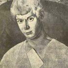 29 Б.Григорьев. Портрет С.А.Есенина, 1923