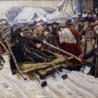 55_2_В.Суриков. Боярыня Морозова, 1887