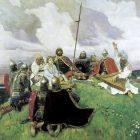 57_2_В.Васнецов. Баян, 1910
