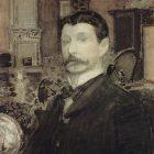 58_1_М.Врубель. Автопортрет, 1905