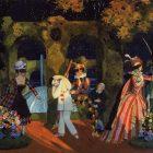 63_2_К.Сомов. Итальянская комедия, 1914