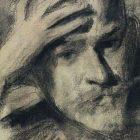 68_1_В.Борисов-Мусатов. Автопортрет, 1905
