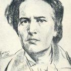 100_1_Н.Ульянов. Портрет А.Голубкиной, 1937