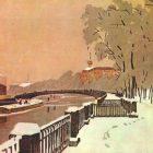 71_2_А.Остроумова-Лебедева, Инженерный замок, 1929