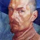 82_1_К.Петров-Водкин.Автопортрет,1918