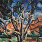 83_2_П.Кончаловский. Дерево,1916
