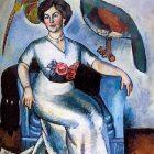 84_2_И.Машков. Дама с фазанами,1911