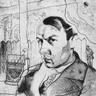86_1_Ю.Анненков. Автопортрет,1917
