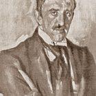 98_1_В.Серов. Портрет П.Трубецкого, 1899