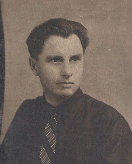 А.М. Пантюхов. Фото из переданной в музей коллекции
