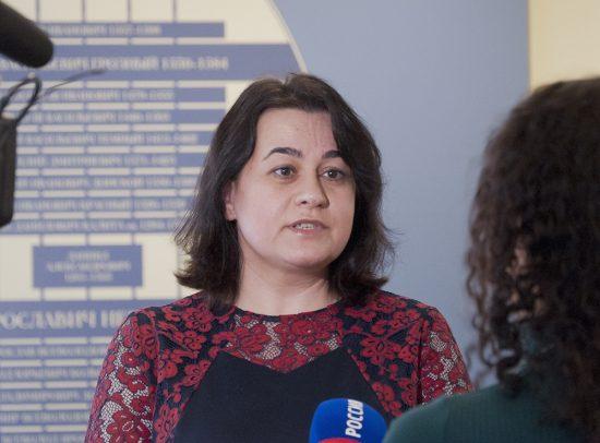 Олеся Александровна Рудь